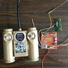 6CH remote control RC 27Mhz radio module unit board Easy start for DIY Car Tank