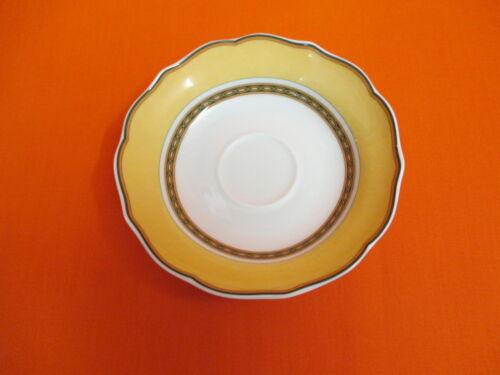 Hutschenreuther Medley Alfabia Untertasse flach mit Spiegel 14cm Durchmesser