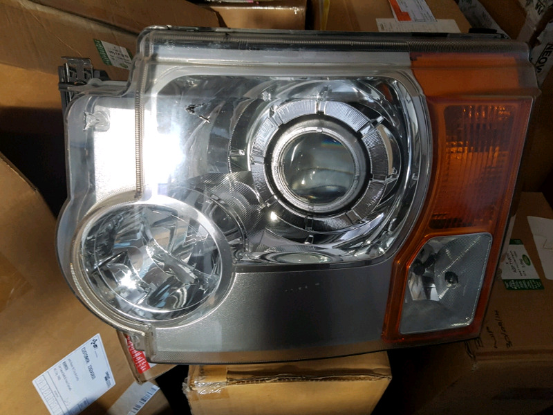 Land rover discovery 3 and 4 Headlamps