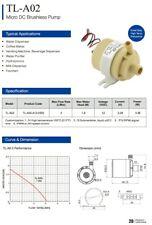 Mini Dc 12v Food Grade 100c212f Water Pump