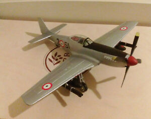 P-51-Mustang-Italiano-scale-1-48-HAND-BUILT-AND-FINISHED-MODEL