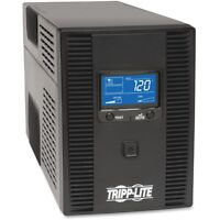 Tripp Lite Ups 1500va Lcdt Black Smt1500lcdt on sale