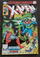 X-Men Annual #4 (1980, Marvel)