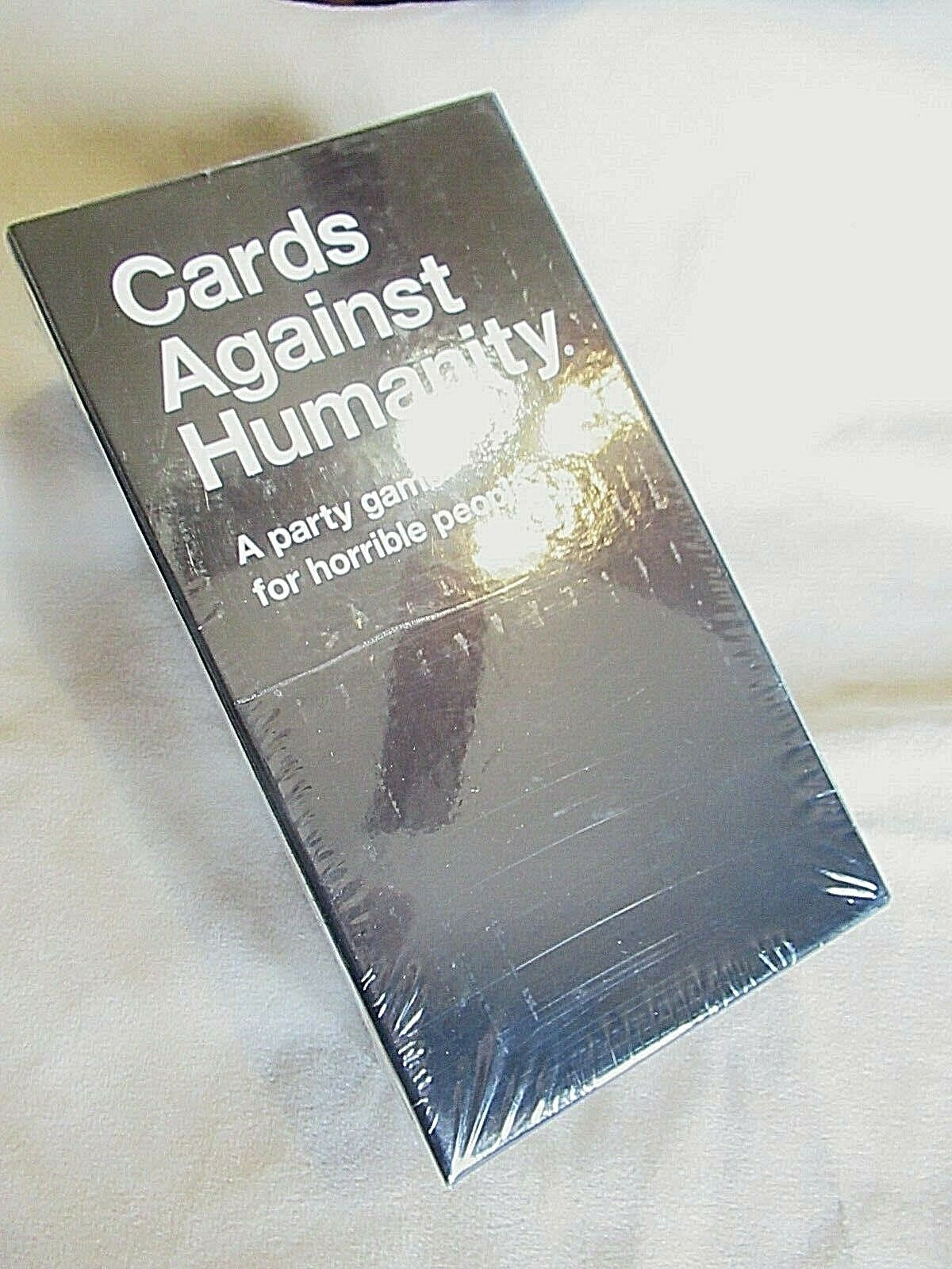 Precio al por mayor y calidad confiable. Cocheds Against Humanity versión 1.6 Nuevo Nuevo Nuevo Juego Sellado De Fábrica  envío Gratuito   barato y de alta calidad