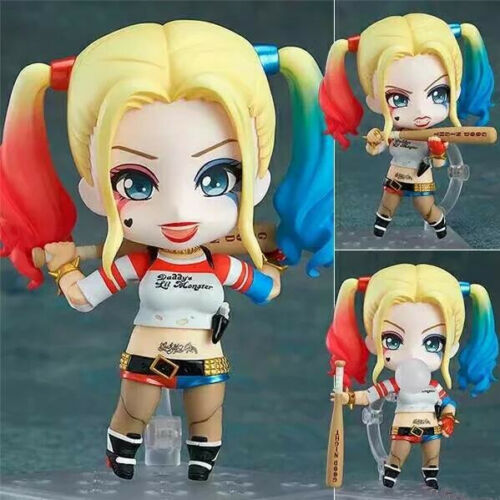 Anime #672 Suicide Squad Harley Quinn PVC Action Figure Statue Toy Gift New N B