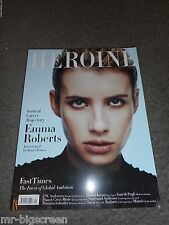 EMMA ROBERTS - HEROINE MAGAZINE - ISSUE #2 - NO LABEL