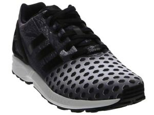 New-Men-039-s-adidas-ZX-Flux-Fashion-Sneakers-Shoes-Sz-12-black