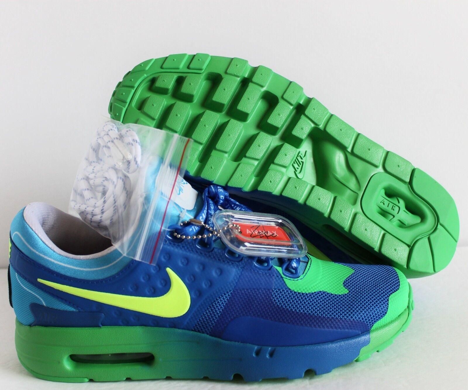 Max Zero DB Doernbecher Nike Air Cobalto/Volt Hyper Cobalto/Volt Air [898636-473] ee6bab
