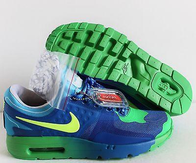 cdafc7dc45 Nike Air Max Zero DB Doernbecher Hyper Cobalt/Volt sz 8 [898636-473