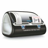 Twin Label Maker Barcode Address Shipping Labels Printer Dymo Labelwriter 450
