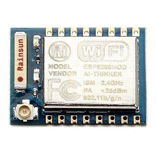 1pcs ESP8266 Esp-07 ESP07 Remote Serial Port WIFI Transceiver Module AP+STA