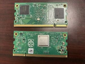 CM3+/32GB Raspberry Pi Compute Module 3+ with 32GB eMMC Flash 1GB RAM (NEW)