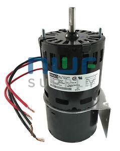 Nordyne intertherm fasco furnace inducer blower motor 7121 for Ao smith furnace motors