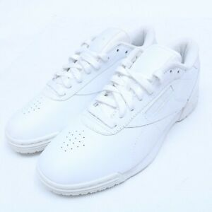 Reebok Exofit Lo Clean Logo J95031 Athletic Shoes Size 7.5-13