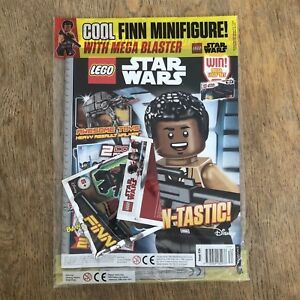 ⭐️ ⭐️BRAND NEW LEGO STAR WARS LIMITED EDITION FINN SEALED FOIL PACK 911834