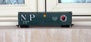 Athearn-Northern-Pacific-Railroad-50-039-Box-Car-NP-789001-HO-Scale