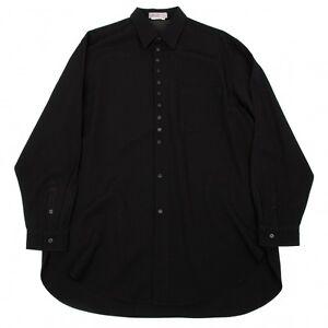 Yohji-Yamamoto-POUR-HOMME-A-lot-of-buttons-Shirt-Size-M-K-41281