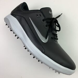 Nike Men S Vapor Golf Shoes Fitsole Size 11 5 Black Gray Aq2302 001 Cleats C13 Ebay