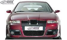 "RDX Stoßstange SEAT Leon 1M ""GTI-Five"" Front Schürze Vorne Spoiler"