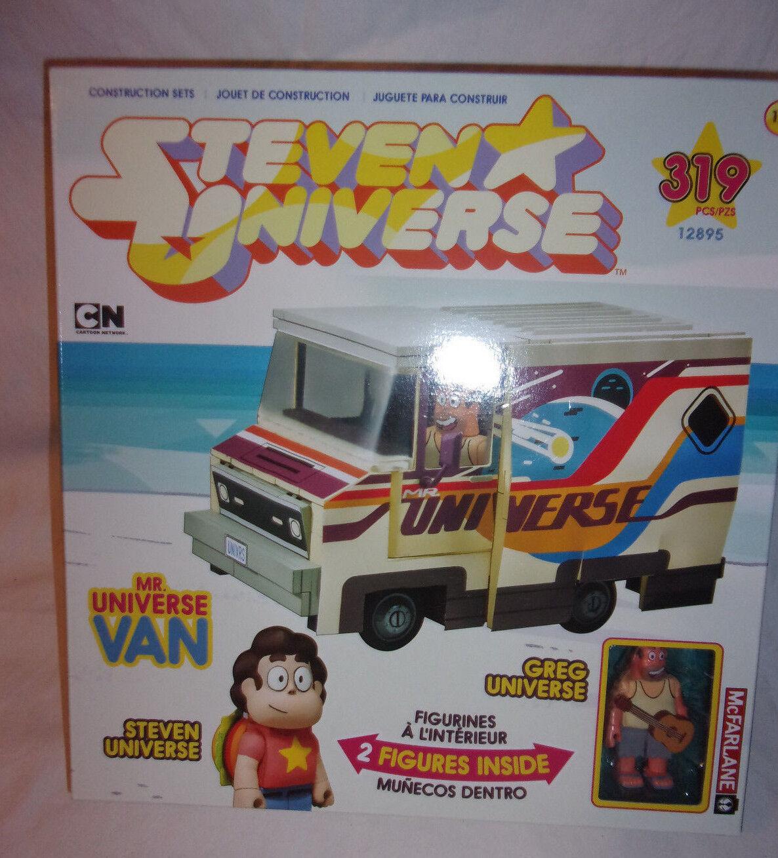 STEVEN UNIVERSE MR.UNIVERSE VAN VAN VAN KIDS LEGO CONSTRUCTION Building 319 Pieces TOY 4e8c71