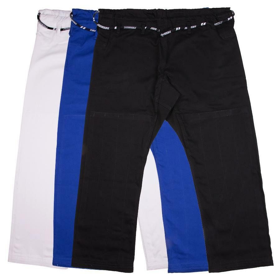 Tatami Basic BJJ Gi Pants Jiu-Jitsu Suit Trousers Mens & Ladies Size Uniform