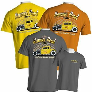 43579ebd1f4 Hot Rod T Shirts American Graffiti Rat Rod Small to 6XL and Tall