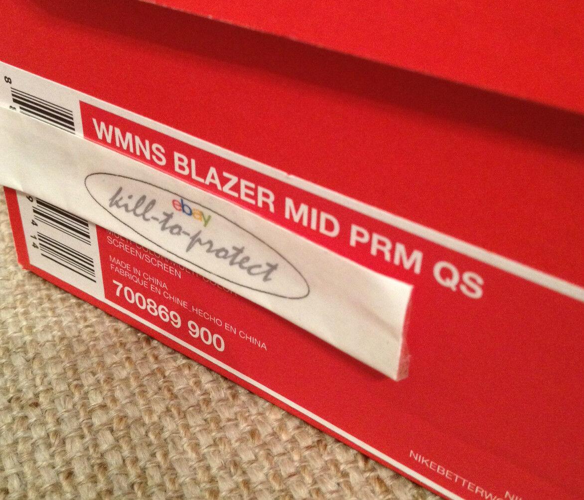 Nike wmns blazer irisée nous UK4 5 6 7 7 7 8 9 10 qs 700869-900 liquide argenté 2014 f7f410