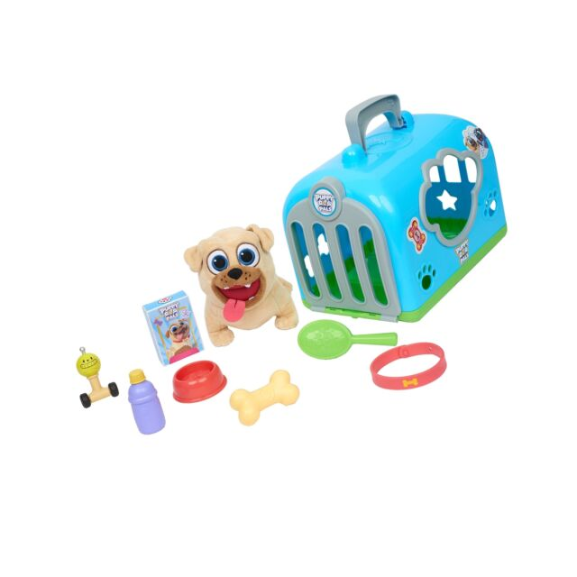 Puppy Dog Pals Groom Go Bingo And Rolly Pet Carriers Ebay