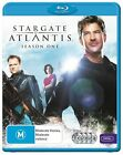 Stargate Atlantis : Season 1 (Blu-ray, 2012, 4-Disc Set)