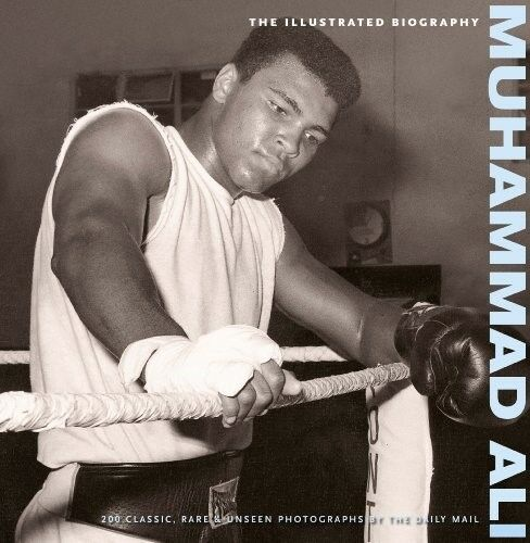 Excellent, ILLUSTRATED BIOGRAPHY: MUHAMMED ALI (Classic Rare & Unseen), KIDNEY C