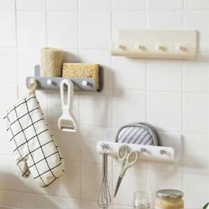Key-Hanger-Holder-Storage-Wall-Hook-Rack-Organizer-Mount-Home-Door-Bathroom-DD