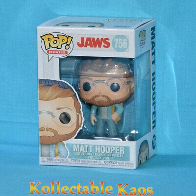 Jaws Funko Pop Movies 756 Matt Hooper