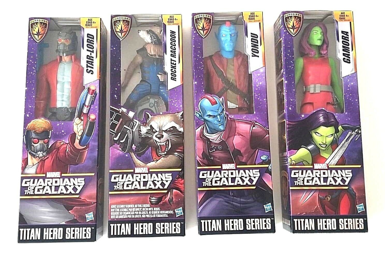 Marvel - hter der galaxie titan held serie viel 4 12 zoll zahlen nib