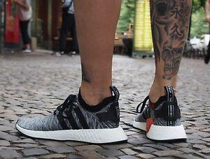 Adidas Herren Originals NMD R2 Primeknit Schuhe BY9409