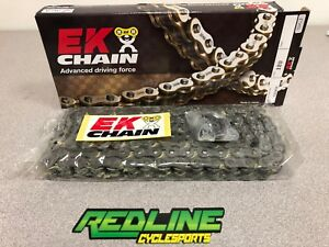 EK 520 O Ring Chain with clip style masterlink 120links