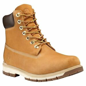 Details about Timberland Radford 6 Inch Waterproof Wheat Mens Leather Lace up Ankle Boots