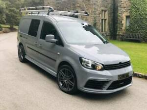 Details about Volkswagen Caddy Front End Conversion for VW CADDY MAXI