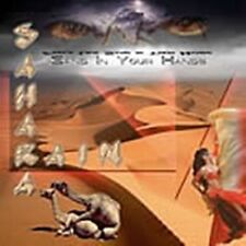 SAHARA RAIN-Sand in your Hands             Rare Melodic CD