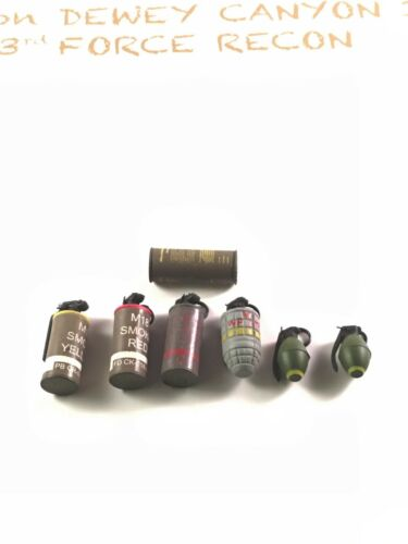 ACE  Dewey Canyon 3rd Force Recon Grenade Set