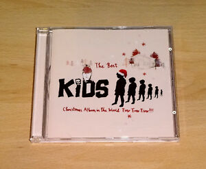 The Best Kids Christmas Album In The World Ever CD - Various, Indie, The Wombats | eBay