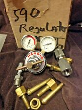Harris 2 Stage Regulator Regulator Heavy Duty