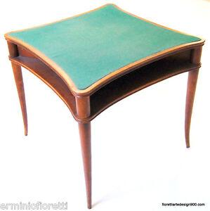 Fiorettiartedesign900 tavolo da gioco design guglielmo ulrich game table ebay - Gioco da tavolo non t arrabbiare ...