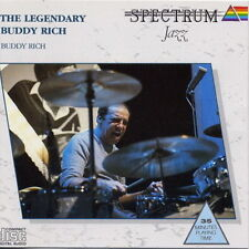 Buddy Rich The Legendary Buddy Rich (Red Snapper, Time Will Tell) 1988 CD