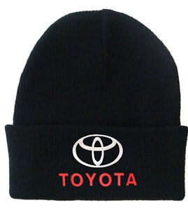 03809b02a55 Image is loading Toyota-Beanie-Wooley-Hat