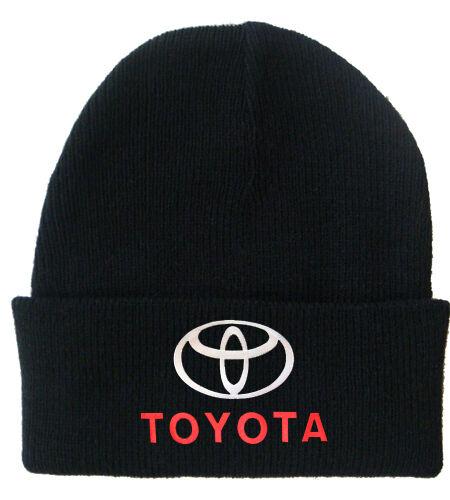 Toyota Beanie Wooley Hat
