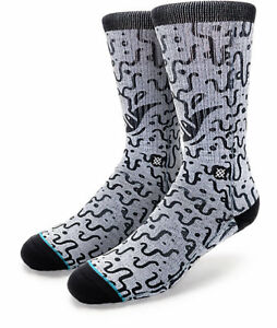 8733824c4fc9 Stance x Sketchy Tank Loose Tooth Mens Socks Large - 9-13 - NEW ...