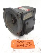 Sterling Electric Right Angle Worm Gear Speed Reducer 175aq030562 601 Ratio