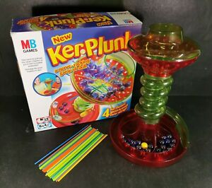 MB-Kerplunk-Game-Retro-2004-with-Marbles-and-Sticks