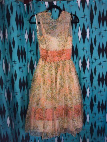Vintage Pauline Trigère 1950's Party Dress  - image 1