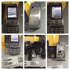 CELLULARE NOKIA 6600 GSM 3G + CONFEZIONE UNLOCKED SIM FREE DEBLOQUE